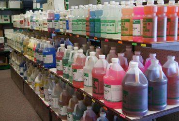 Chemical & Maintenance Supplies